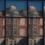 Spiegelung in Oldenburg