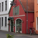 Burgstraße in Oldenburg