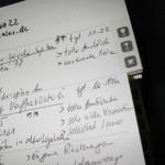 Moleskine City Notebook