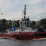 Kotug Hafenschlepper in Hamburg
