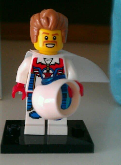 Lego Series 7 Minifiguren Stuntman