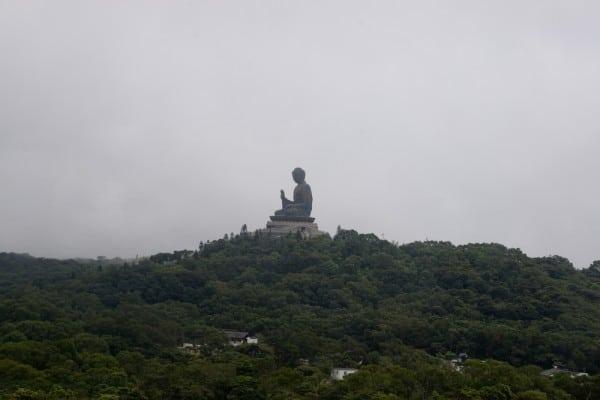 Lantau Island - Big Buddha Statue