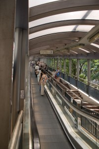 Central-Mid-Level Escalators