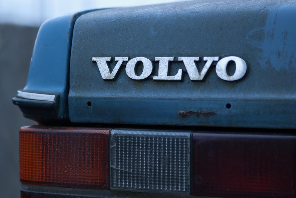 Volvo Wrack