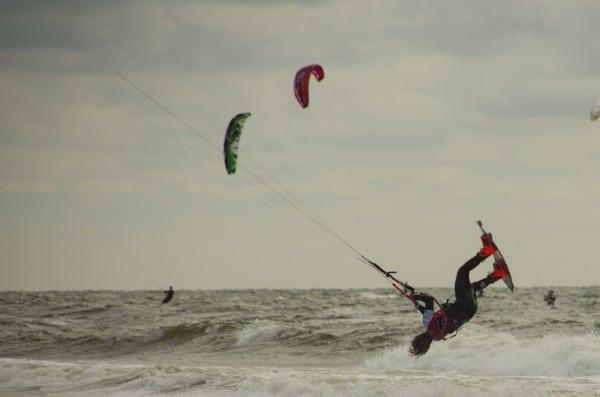 Kitesurf Worldcup 2013 Sankt Peter-Ording