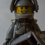 Lego Figur Ritter