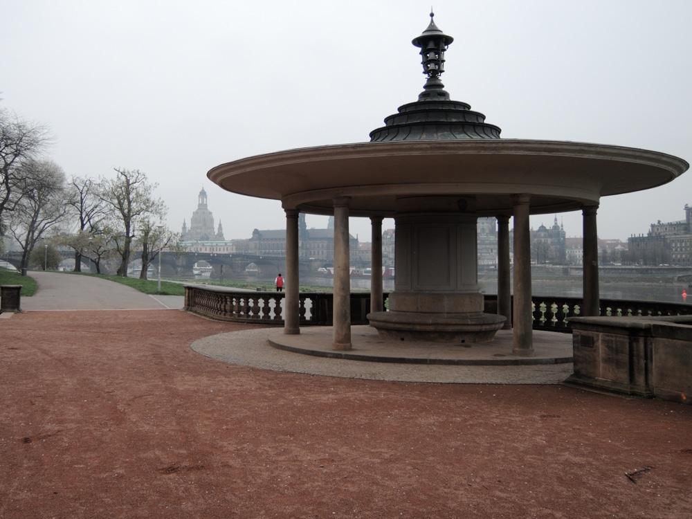 Glockenspielpavillon in Dresden