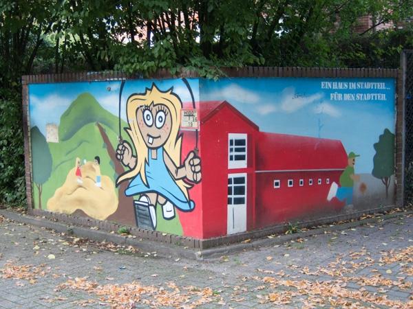 Street Art in Oldenburg