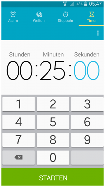 Pomodoro Timer Android