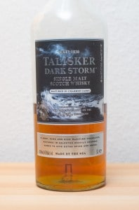 Malt Whisky Talisker Storm